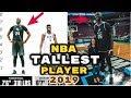77 TALLEST NBA Player Maglalaro Sa Boston Celtics TACKO FALL