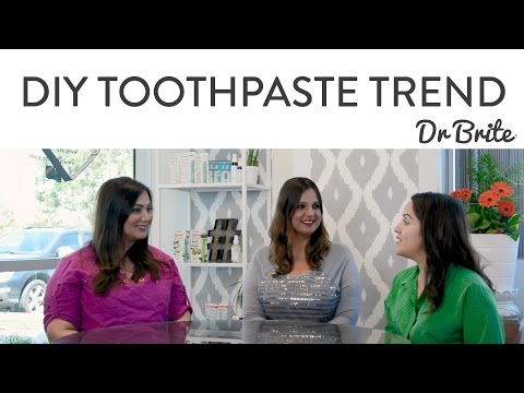 Is the DIY Toothpaste Trend Safe? Why Buy a Natural Toothpaste?