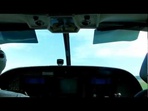 Tropic Air Flight from Belize City to San Pedro - Part 1