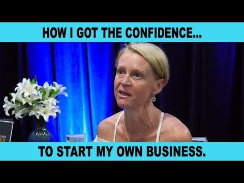 How I got the confidence to start my own business - Alison Morris