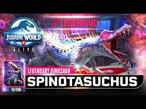 Jurassic World Alive Dinosaurs