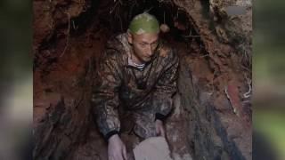 Калининградские исследователи обнаружили подземный ход