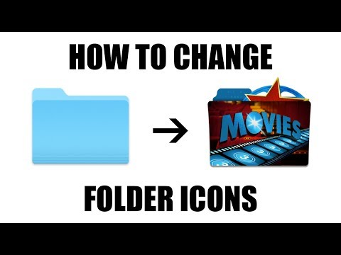 How To Change Folder Icons In macOS