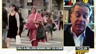 Half-a-million Indians may go home