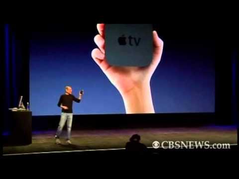 Steve Jobs Talks Apple TV