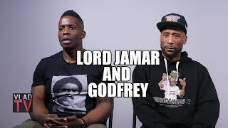 Lord Jamar & Godfrey on the Positives and Negatives of Christianity and Islam (Part 11)