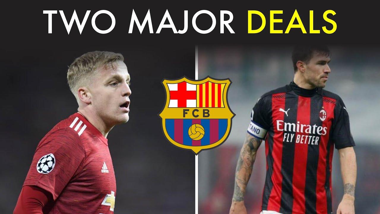 Barcelona Negotiating Two MAJOR Player Swap Deals!