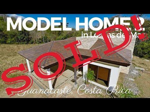 *** SOLD *** Model Home 2 – Lomas del Mar, Matapalo, Costa Rica