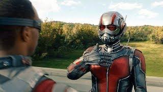 Download Ant-Man vs Falcon - Fight Scene - Ant-Man (2015) Movie CLIP HD Video