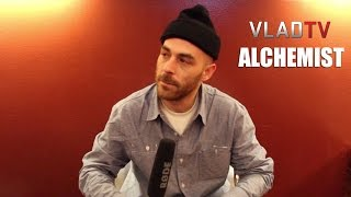 Alchemist on Coming From Beverly Hills & Being White in Hip-Hop