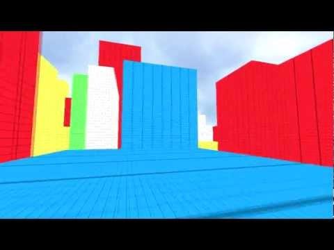 Game Maker 8 - 3D Parkour