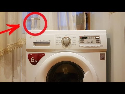 Testing LG Washers. Spin at 1200 rpm LG F12B8ND / Vibration of washing machines LG