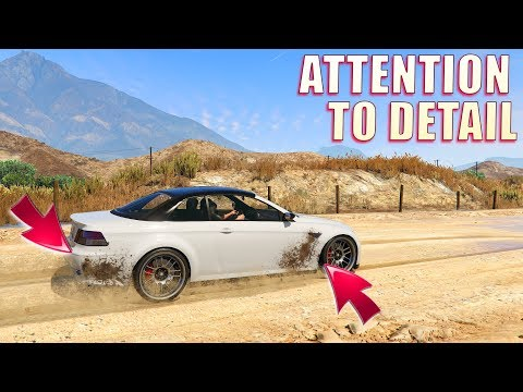 GTA V - Attention to Detail [Part 7]