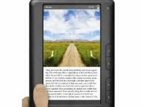 Ematic 7-Inch TFT Color eBook Reader with Built-in 4 GB Flash Video Playback(EB101B).3gp