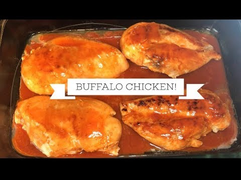 Weight Watchers Freestyle - Zero   point - BUFFALO Chicken Breast