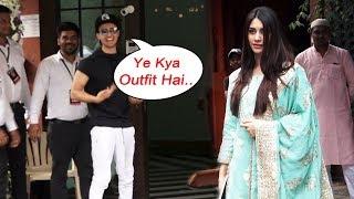 Aayush And Warina Together At Salman