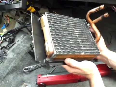 How To Change A Heater Core - Part 2 of 2