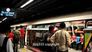 [Chartered train TRN 802] SMRT C151 125/126 arriving and departing Clementi.