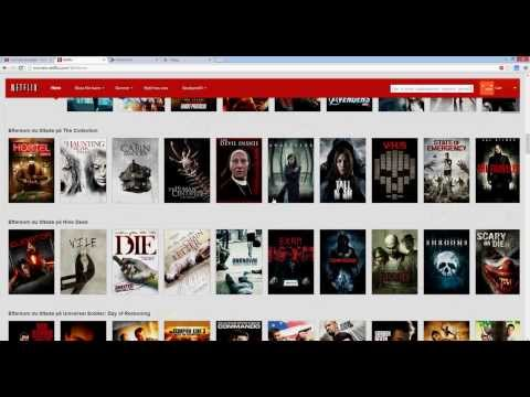 How to: Get access to the american Netflix in Any country
