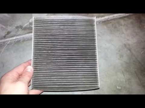 2013 Kia Soul - HVAC Cabin Air Filter Element - Cleaning & Replacing
