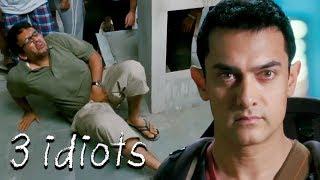 8th स्टैंडर्ड फिजिक्स का झटका   3 Idiots   Aamir Khan, R. Madhavan, Sharman Joshi
