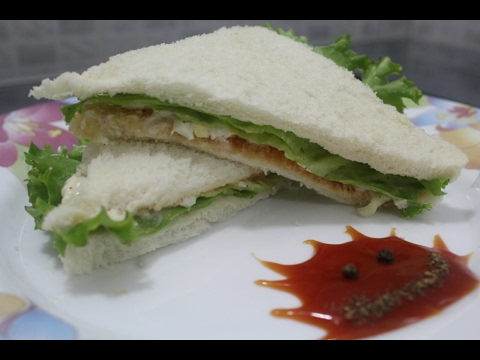 EGG N MAYO SANDWICH || HOW TO MAKE EASY EGG N MAYO SANDWICH|| LUNCH BOX RECIPE