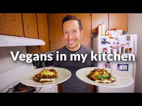 Vegan Vigilante | Episode 2: Vegans in My Kitchen