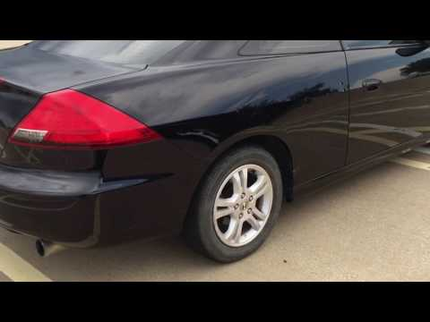 2006 Honda Accord Coupe - Runs & Drives - Clear Title