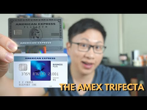 Amex Trifecta: Best Card Combo for Flights & MR Points (2018)