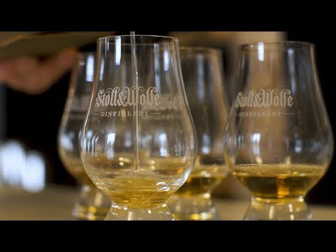 How to Taste Whiskey with Stoll & Wolfe Distillery