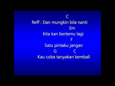 Peterpan   Mungkin Nanti Chord + Lyrics