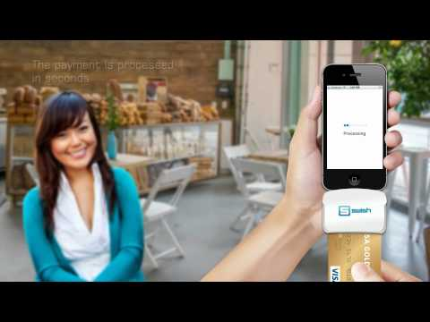 Swish Card Reader & App - Take Mobile Card Payments With Your Phone!