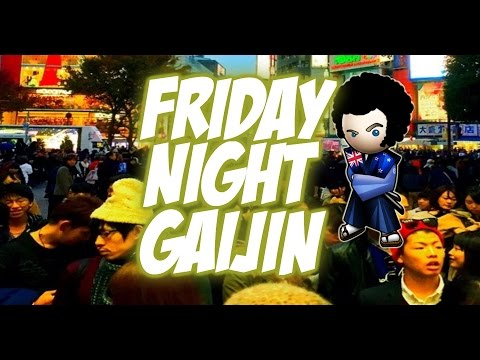 Friday Night Gaijin - 60% of Japanese Women Have Dated A Foreign Guy. Really?!