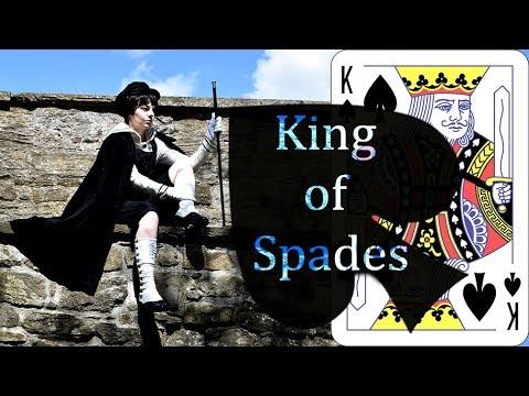 King of Spades ♠ Ouji Lookbook Video