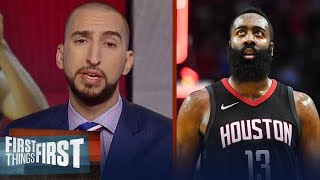 Nick and Cris on the Rockets