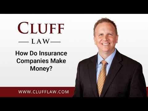 How do Insurance Companies make money?