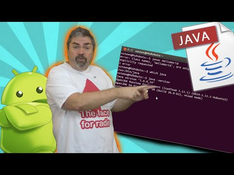 Java and Android SDK Command Line Tools Setup For Linux
