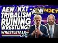 AEW Vs NXT Is Tribalism Ruining Wrestling WrestleTalk Live