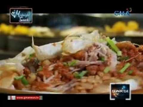 Saksi: Midnight Snack: Sinangag na  ka-tandem sa iba't ibang ulam, impluwensya ng mga Tsino