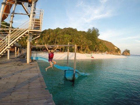 Rawa Island - Rawa Island Resort (Johor, Malaysia) [GoPro Hero3]