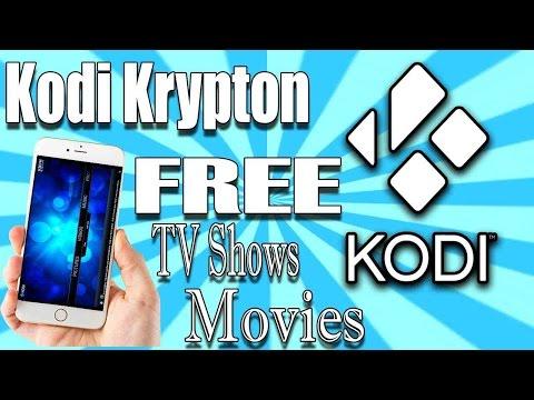Kodi Krypton 17 on iOS 10 -10.3 Devices[ENGLISH Version] [NO JAILBREAK] iPhone, iPad, iPod