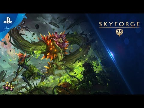 Skyforge – Overgrowth Update Announcement | PS4