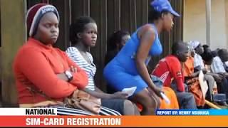 #PMLive: SIM CARD REGISTRATION - Mukono Residents Decry the Disconnection