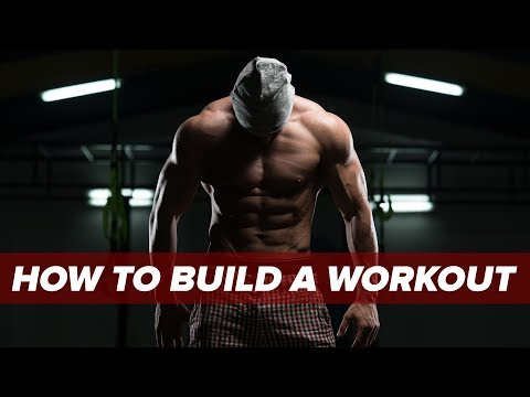How to Build Your Own Workout Routine - A Complete Guide