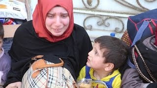 Iraq: residents who fled Mosul