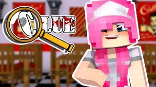 Minecraft Clue: Halloween 1955  - The Funeral Part.2 | Minecraft Mystery Roleplay