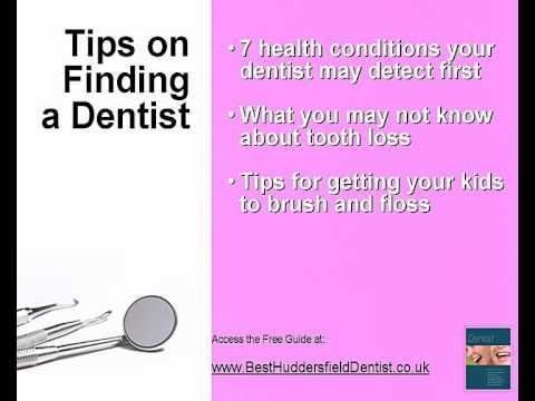 Best Huddersfield Dentist - How to choose Dentist in Huddersfield