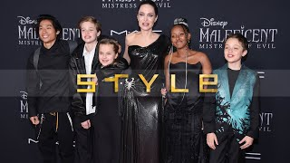 Angelina Jolie: Talks about the relationship between her daughters