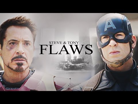 Steve & Tony | Wonderful mess that we made