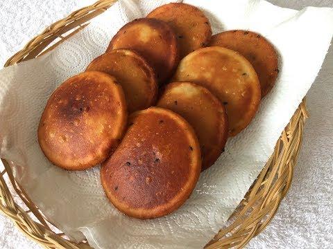 Poricha Pathiri | Enna Pathiri | Malabar Fried Pathiri